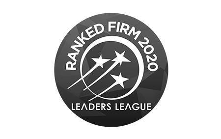 Ranked Firm 2020 - Leaders League
